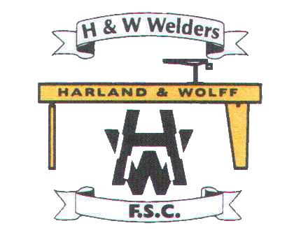 H-W Welders logo