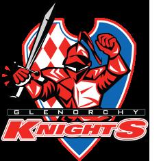 Glenorchy Knights logo