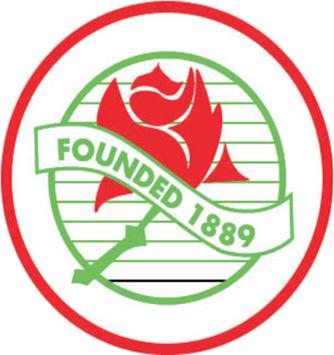 Adamstown Rosebuds logo