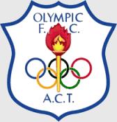 Canberra Olympic logo