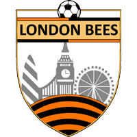 London Bees W logo