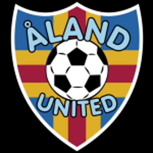 Aland United W logo