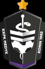 Medyk Konin W logo