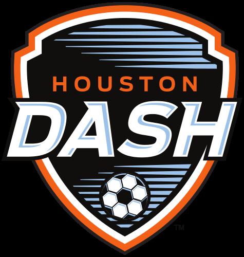 Houston Dash W logo