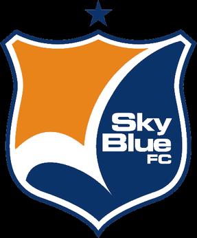 Sky Blue W logo