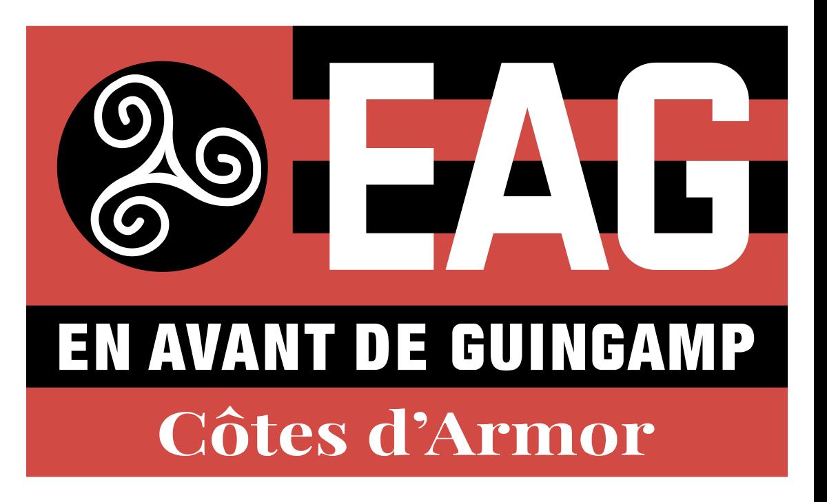 Guingamp W logo