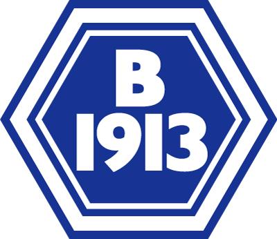 B 1913 logo