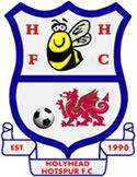 Holyhead Hotspur logo