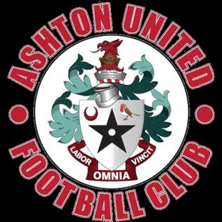 Ashton United logo