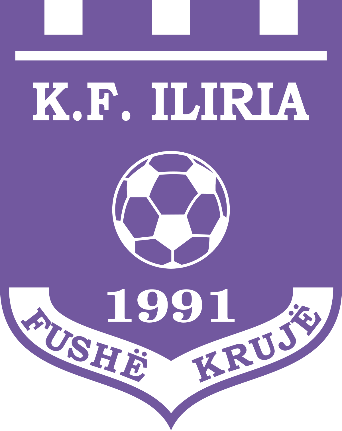 Iliria Fushe Kruje logo
