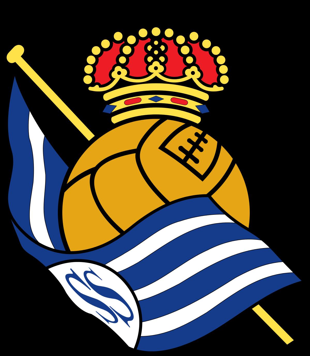 Real Sociedad-3 logo