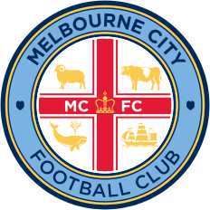 Melbourne City W logo