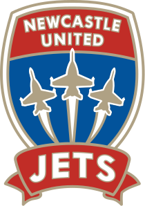 Newcastle Jets W logo