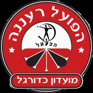 Hapoel Raanana U-19 logo