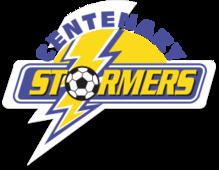 Centenary Stormers logo