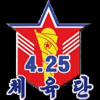 April 25 logo