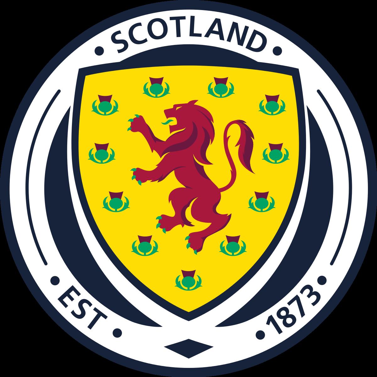 Scotland U-19 W logo