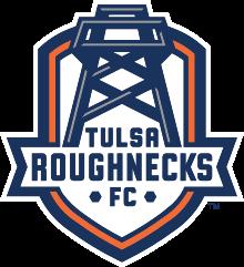 Tulsa Roughnecks logo