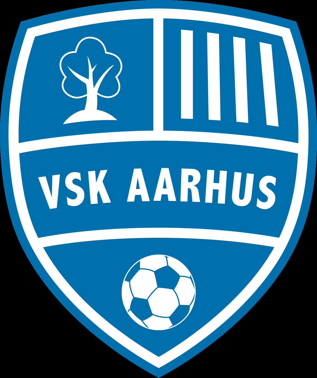 VSK Aarhus W logo