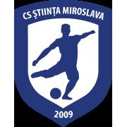 Stiinta Miroslava logo