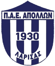 Apollon Larissa logo