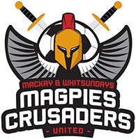 Magpies Crusaders logo