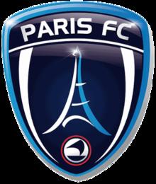Paris FC logo