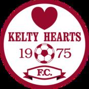 Kelty Hearts logo