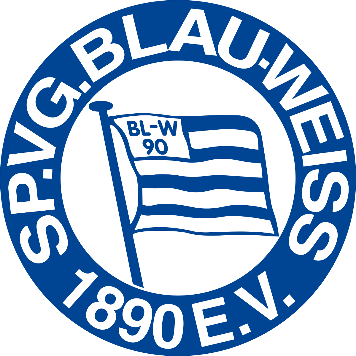 Blau-Weiss 90 Berlin logo