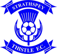 Strathspey Thistle logo