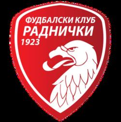 Radnicki Kragujevac logo