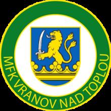 Vranov nad Toplou logo