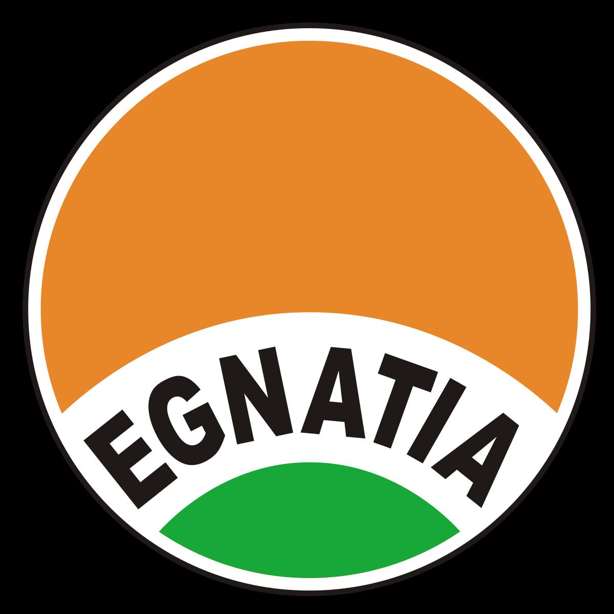 Egnatia R logo