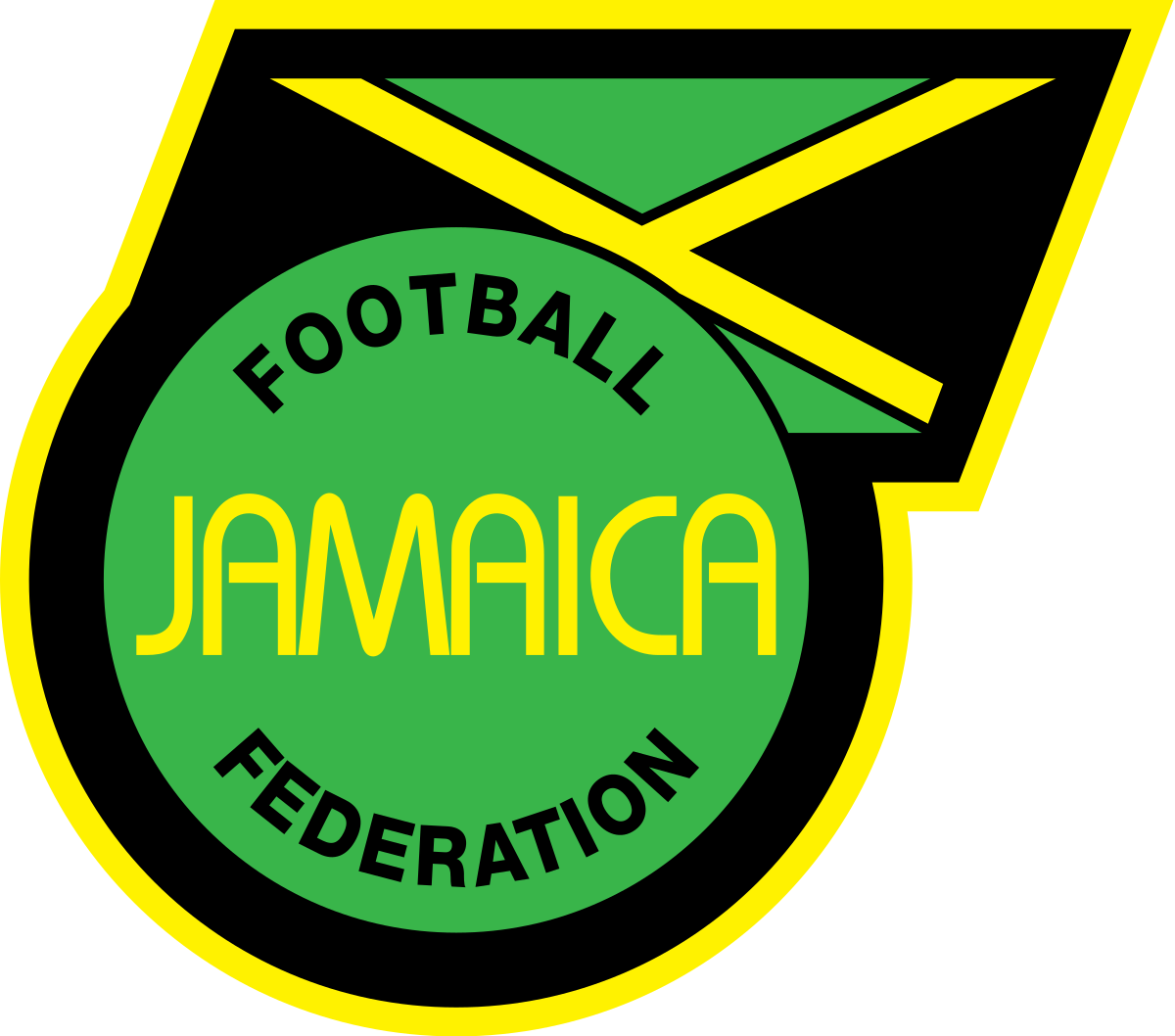 Jamaica W logo