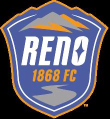 Reno 1868 logo