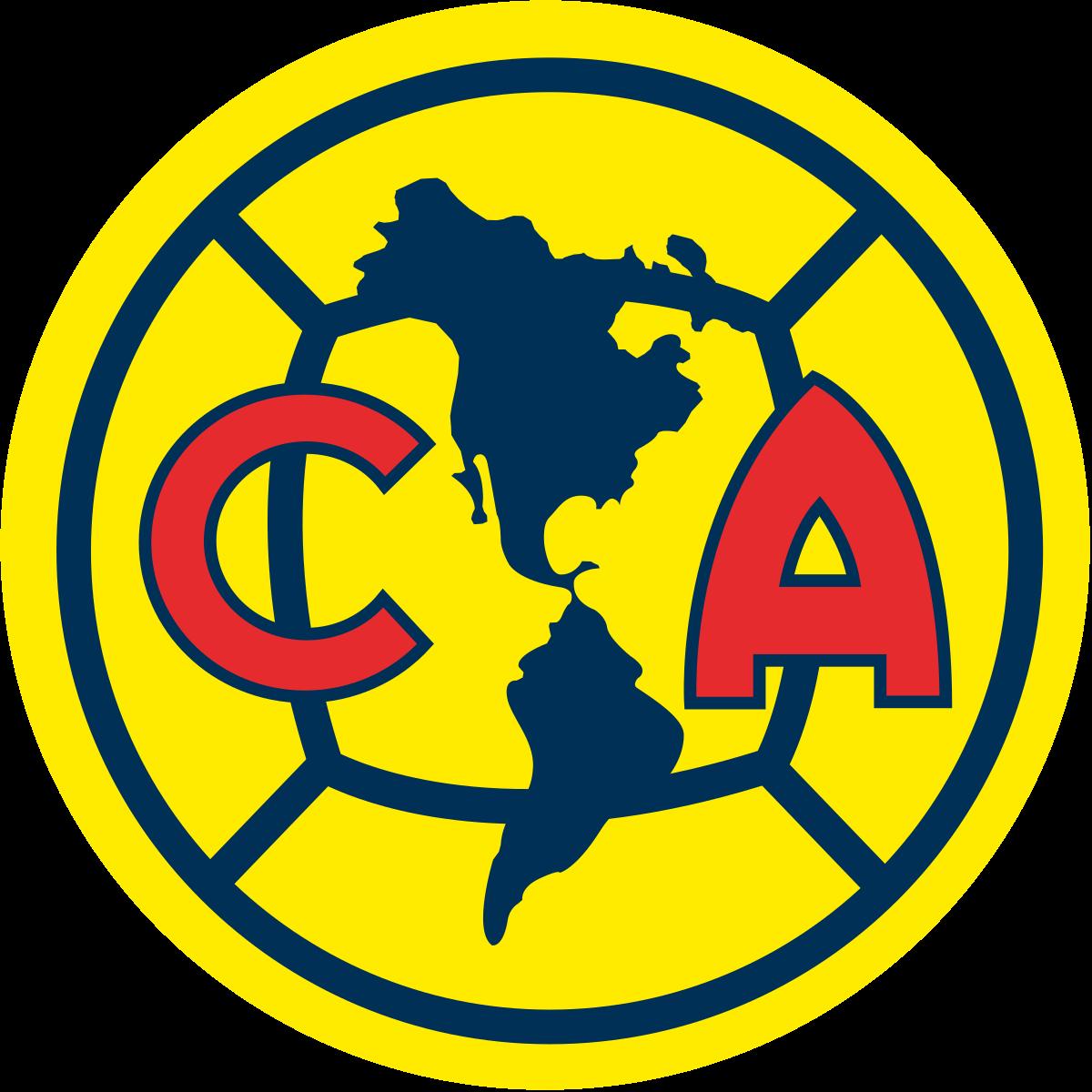 America W logo