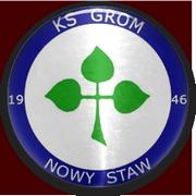 Grom Nowy Staw logo
