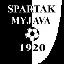 Spartak Myjava W logo