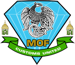 Customs United logo
