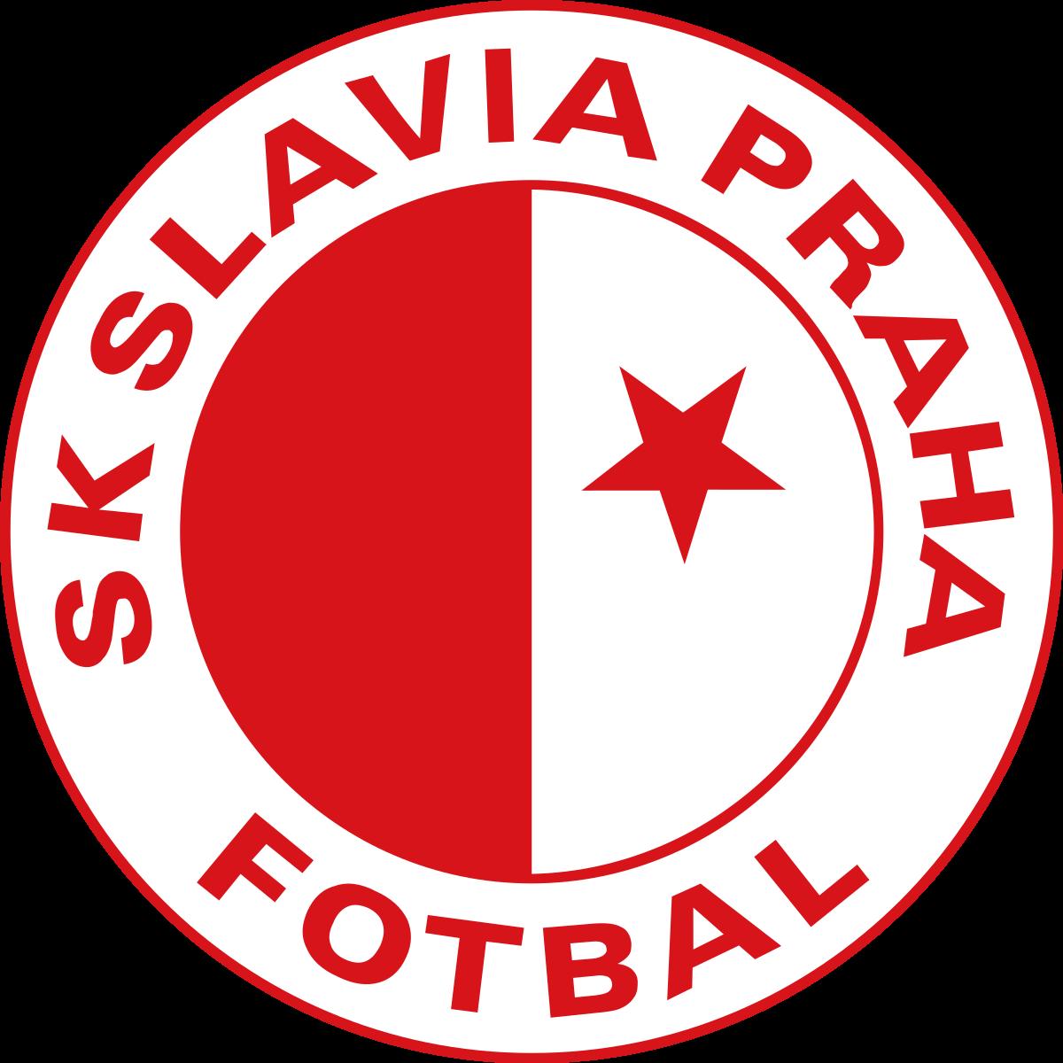 Slavia Praha-2 logo