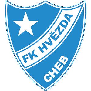 Hvezda Cheb logo