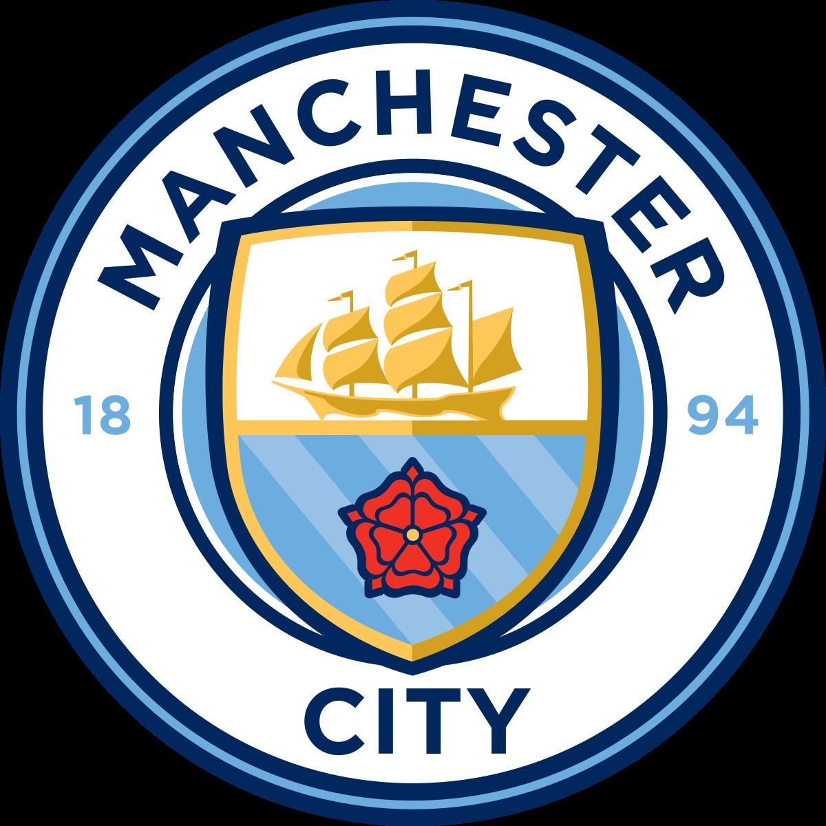 Manchester City U-18 logo