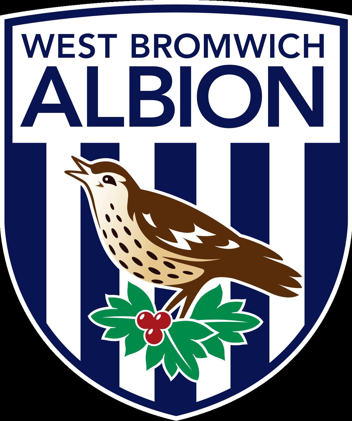 West Brom U-18 logo