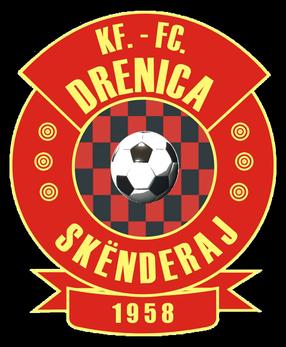 Drenica Skenderaj logo