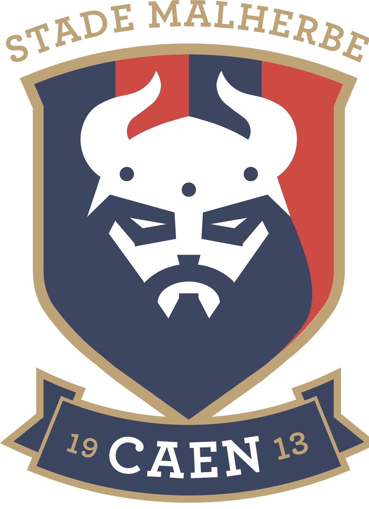 Caen U-19 logo