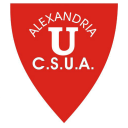 Universitatea Alexandria W logo