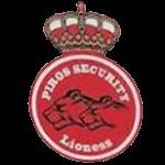 Piros Security W logo