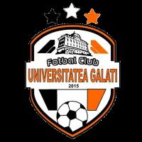 Universitatea Galati W logo