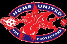 Home United logo