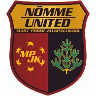 Nomme United logo